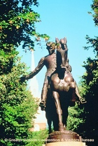 Paul Revere Greater Boston Convention & Visitors Bureau