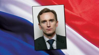 Photo of Clément Leclerc nouveau consul de France à Miami