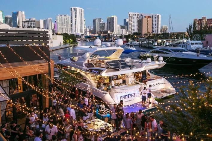 Sea Spice / Miami River
