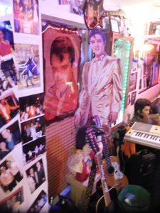 """La """"Elvis Room"""" de David Morin"""