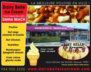 Dairy Belle 2016-2017