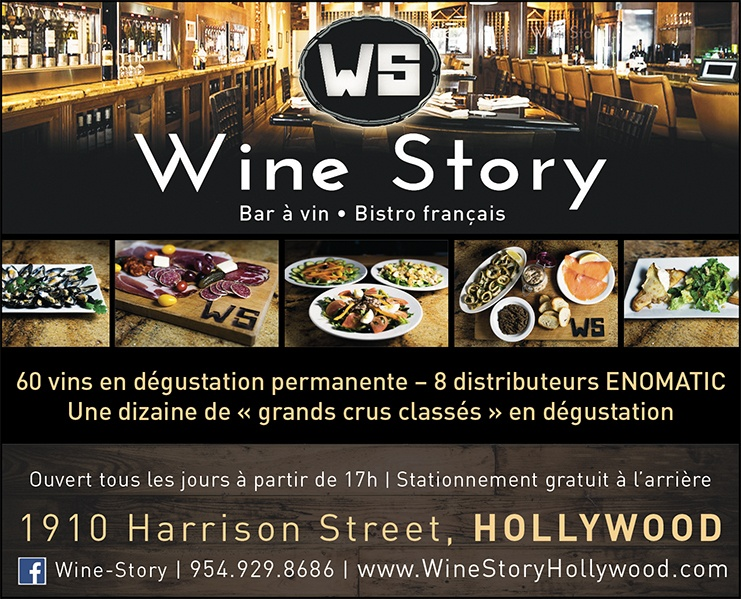 Wine Story Restaurant Hollywood
