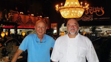 Photo of Thursday's : la célèbre brasserie française s'est installée sur Las Olas (Fort Lauderdale / Floride)