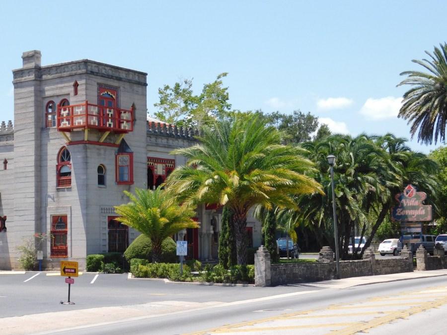 Villa Zorayda de St Augustine