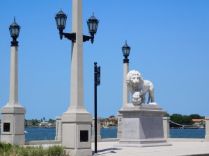 Bridge of Lions à St Augustine / Floride