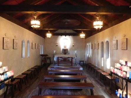 Chapelle Shrine Our Lady of La Leche, Mission Nombre de Dios / St Augustine / Floride