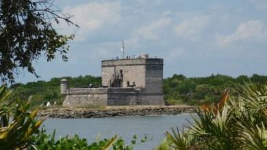 Photo of Fort Matanzas : ses paysages et plages magnifiques (près de St Augustine en Floride)