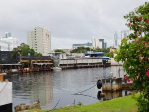 Restaurants sur la Miami River