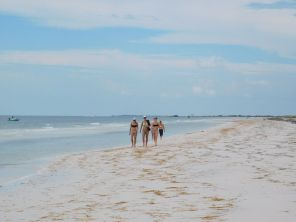 Honeymoon Island, Floride