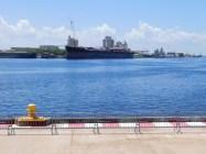 Docks de Tampa / Floride