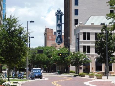 Théâtre de Tampa / Floride