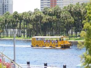 Rivière à Tampa / Floride