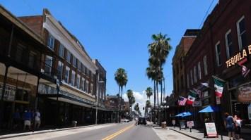 Ybor City (quartier historique de Tampa, en Floride)