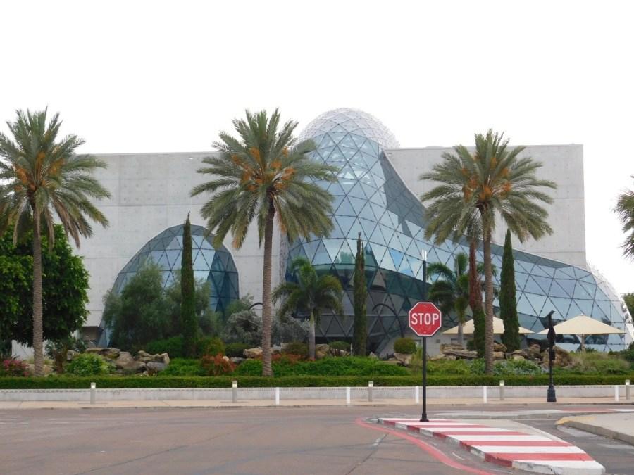 Salvador Dali Museum à St Petersburg Downtown (Floride)