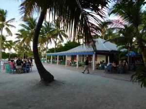 The Beach Cafe, Morada Bay, Islamorada, Floride