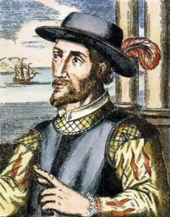 Juan Ponce de Leon.