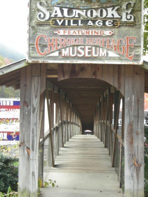 Cherokee Caroline du Nord