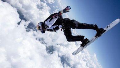 Photo of Il saute en parachute dans un orage près de Palm Beach en Floride (VIDEO)