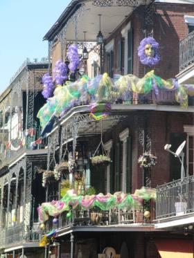 French Quarter de la Nouvelle Orléans