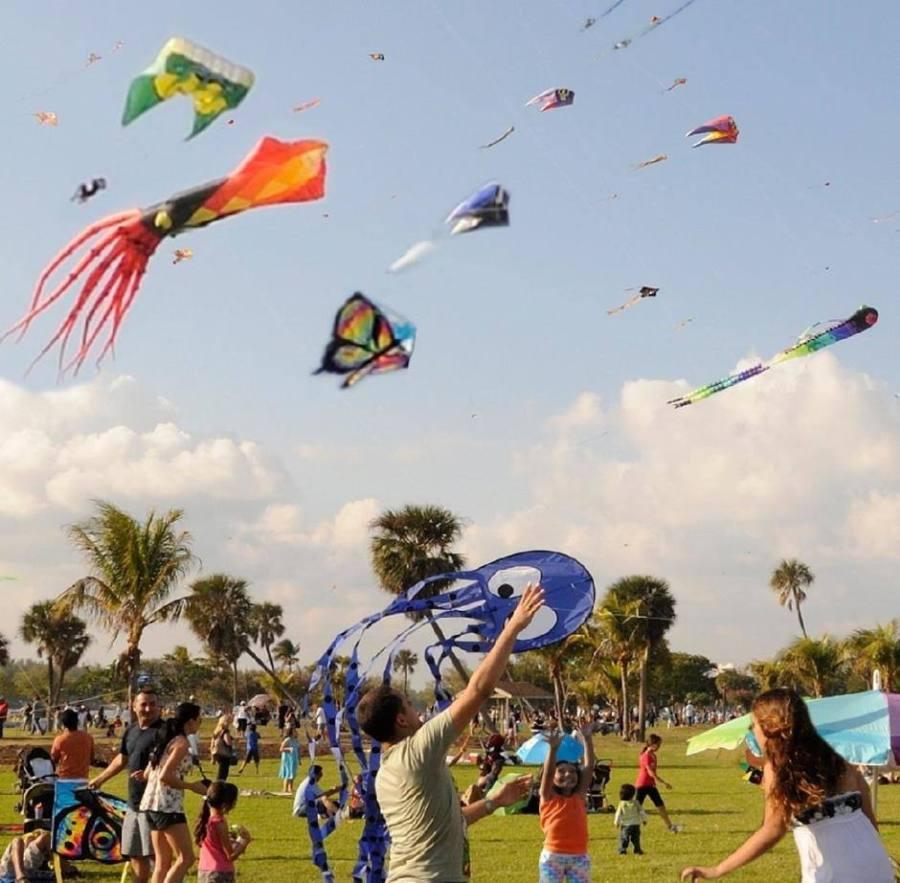 Kiteober Fest à Haulover Park
