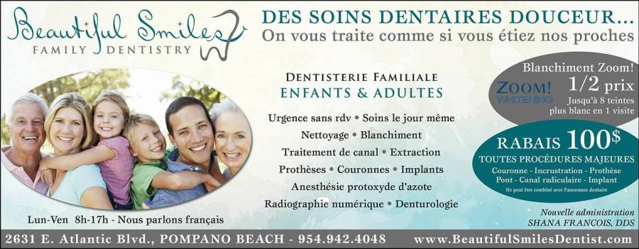 Beautiful Smile Family Dentistry