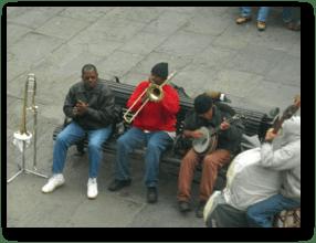 Musique à la Nouvelle-Orléans