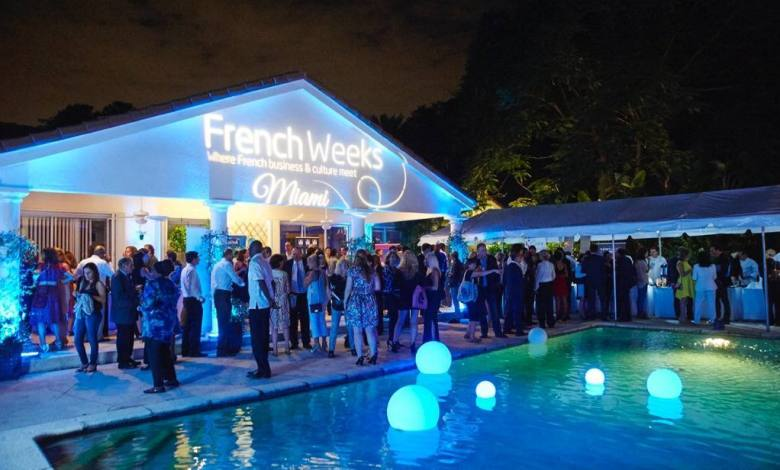 French Weeks Miami 2016