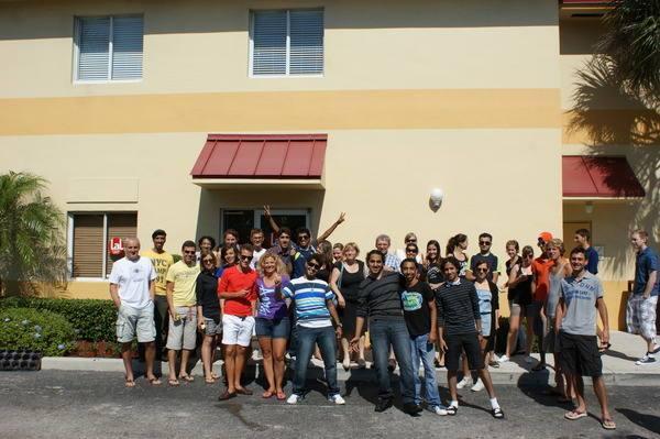 LAL école séjours linguistiques à Miami