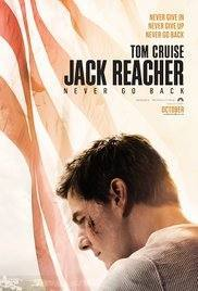 L'affiche de Jack Reacher 2 avec Tom Cruise
