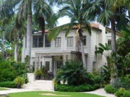 Maison et Jardin de Sulptures d'Ann Norton à West Palm Beach.