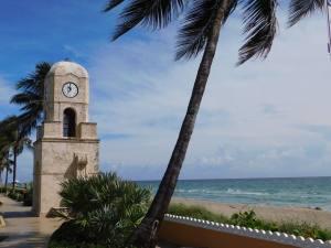 Plage de Palm Beach / Floride