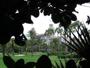 Hôtel The Breakers sur l'île de Palm Beach