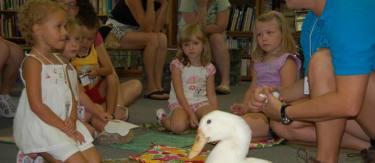 fête d'anniversaire au zoo de Palm Beach en Floride