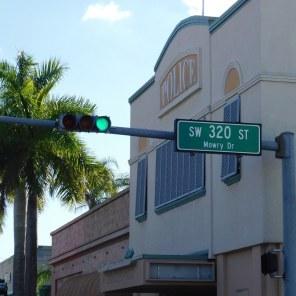 Police Station de Homestead (près de Miami en Floride)