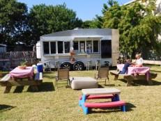The Yards : quartier sympathique de Wilton Manors (près de Fort Lauderdale en Floride)