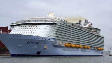 Photo of Harmony of the Seas est arrivé à Fort Lauderdale en Floride (vidéo)