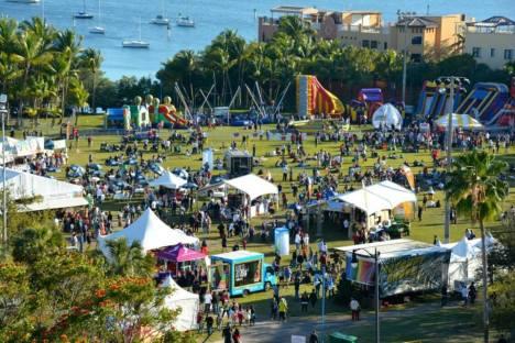 Coconut Grove Arts Festival de Miami