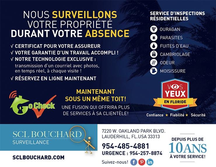 SCL Bouchard surveillance