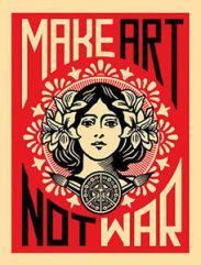 Affiche de Shepard Fairey