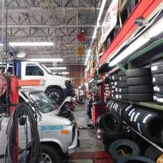 Le garage USA Tires & More à Plantation (Fort Lauderdale)