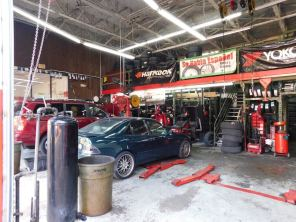 Le garage USA Tires & More à Plantation (Fort Lauderdale)