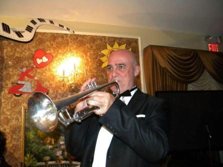 Un trompettiste endiablé