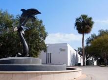 Children's Museum à la plage d'Indian Riverside Park à Jensen Beach en Foride