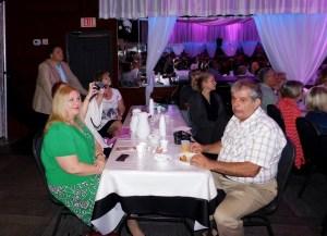 Brunch de la Desjardins Bank au Club Tropical d'Hallandale (2017)