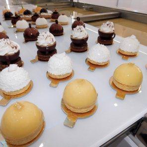 Pâtisseries à Gourmet Temptations / Surfside / Miami Beach