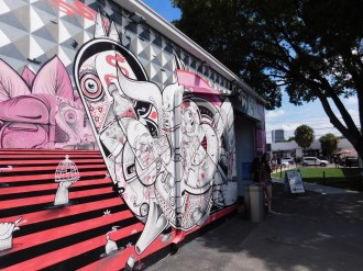 Wynwood Walls Gallery / Miami