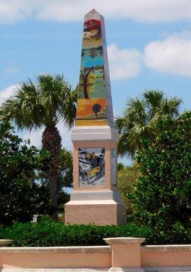 Monument-highwaymen-Fort-Pierce-Floride-8859