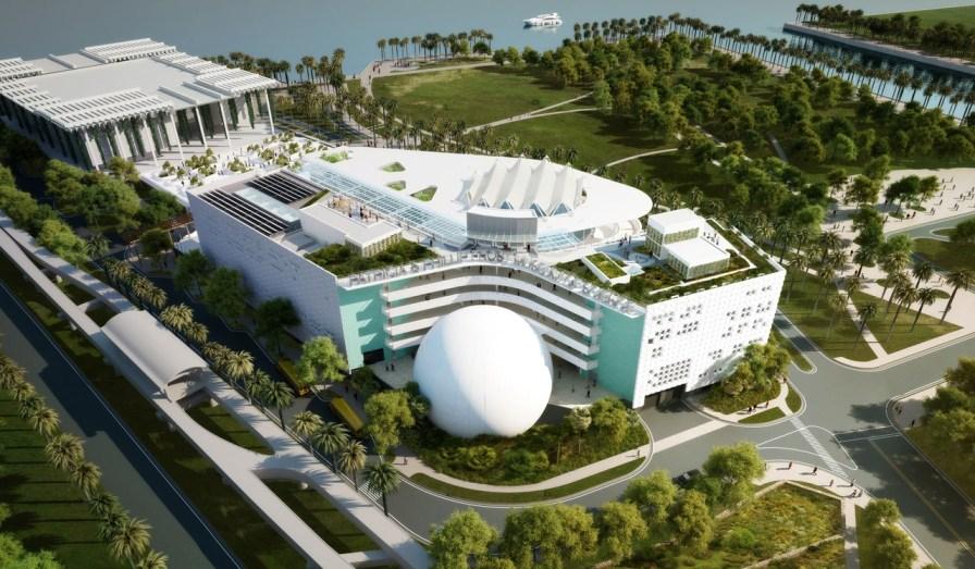 Frost Museum Miami