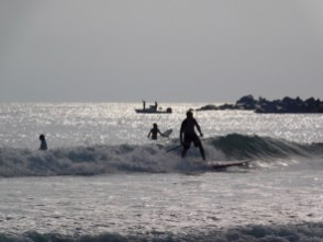 Surf au Fort Pierce Inlet State Park