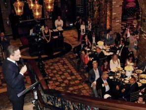 Discours du consul de France Clément Leclerc au Gala FACC Miami 2017.